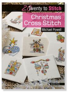 Twenty to Make - Christmas Cross Stitch | The Crafty Otter's Holt